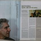 David Cronenberg - Le Technicien du Film